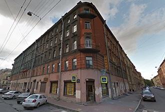 Егорова ул., д. 16, лит. А